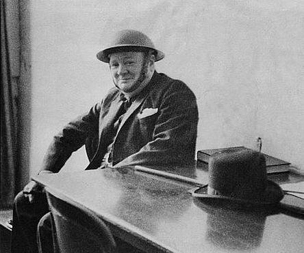 Churchill calls Britons to their duty against likely invasion