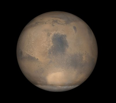 Democrats and Republicans in Washington can't even agree on route to Mars