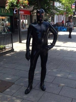 'Gimp Man of Essex' fights stereotypes
