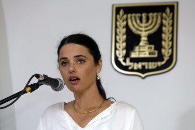 Newly appointed Israeli justice minister seeks limits on judicial power
