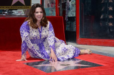 Melissa McCarthy receives star on Hollywood Walk of Fame