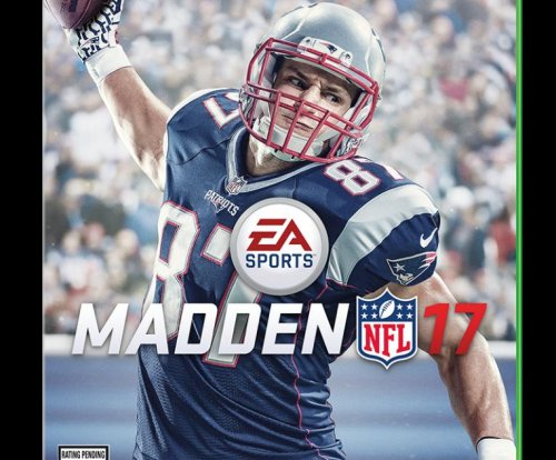 Madden NFL 17 to feature Rob Gronkowski