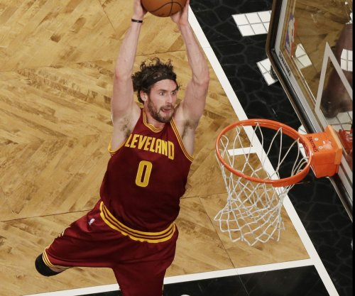 Cleveland Cavaliers' Kevin Love in concussion protocol, might miss Game 3