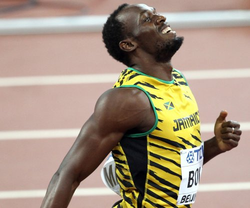Jamaica's Usain Bolt stars in return from injury