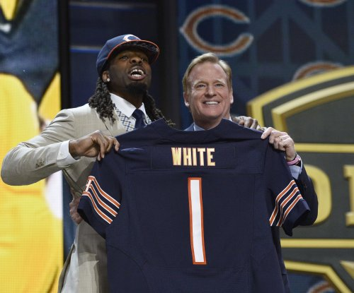 Chicago Bears WR Kevin White limited by hamstring injury