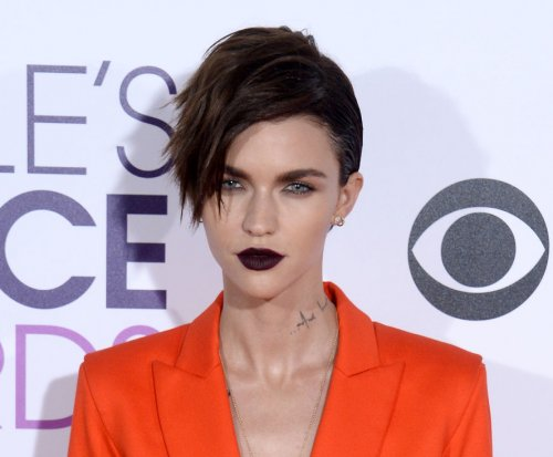Ruby Rose says she's 'very confident' in her sexuality