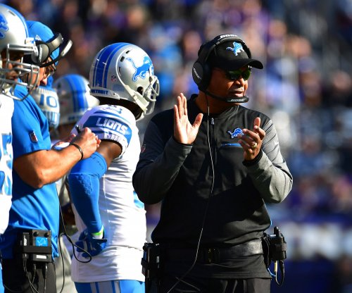 Detroit Lions coach Jim Caldwell facing job-security questions again