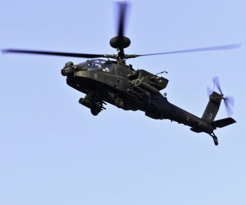 Boeing awarded contract to provide Korea with Apache helicopters