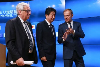Japan, EU agree to sweeping trade deal against tariffs