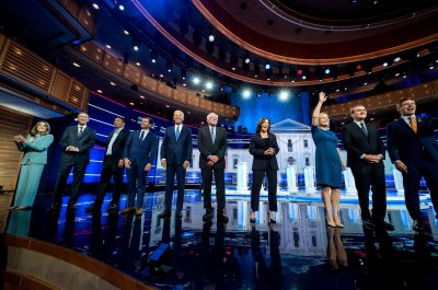 Democratic debate: Second group focuses on Trump, immigration