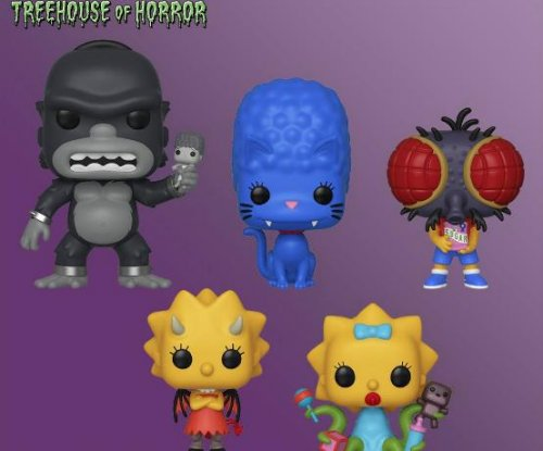Halloween Simpsons Treehouse Of Horror.Funko Announces The Simpsons Treehouse Of Horror Pop Figures