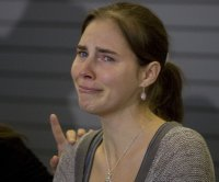 On This Day: Italian jury convicts Amanda Knox of murder