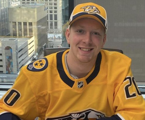 Predators prospect Luke Prokop comes out, makes NHL history