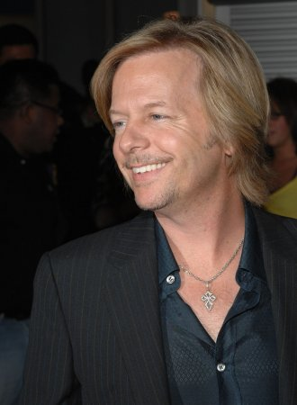 David Spade becomes first-time dad