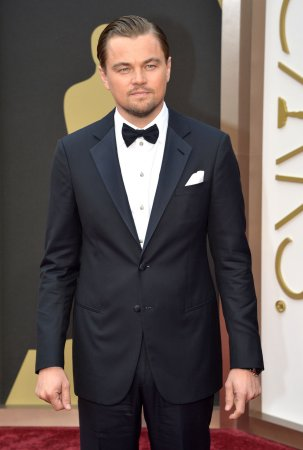 Leonardo DiCaprio's new look elicits Jack Nicholson comparisons