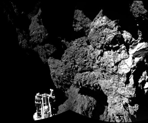 Rosetta data suggests Earth's water came from asteroids