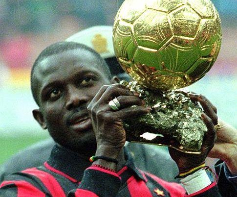 Former soccer star George Weah wins Liberian senate race in a landslide