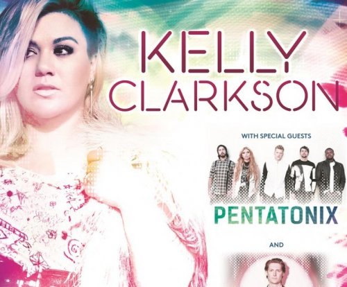 Kelly Clarkson announces North American concert tour
