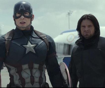 'Captain America' director 'cool with' fan created Bucky/Steve romance