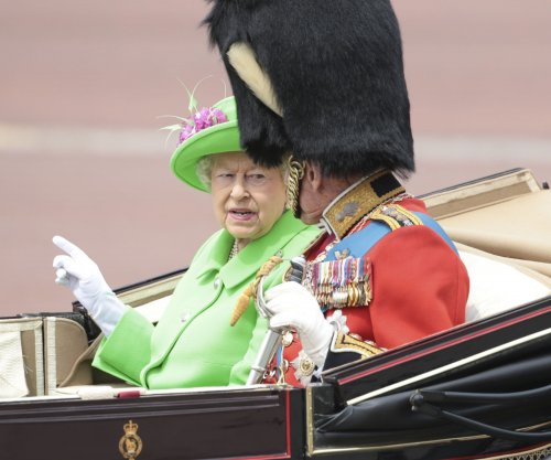 Queen Elizabeth was once nearly shot by her own guard