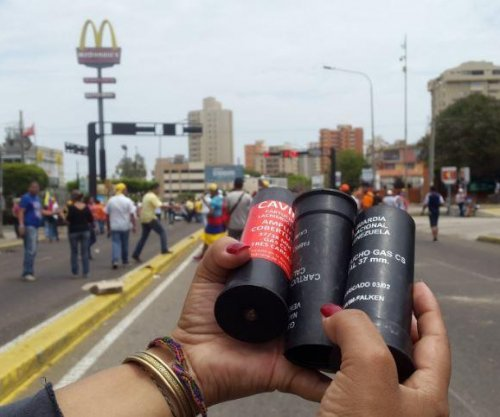 Venezuelan opposition holds protest 'against dictatorship'