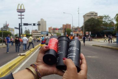 Venezuelan opposition holds protest 'against dictatorship'
