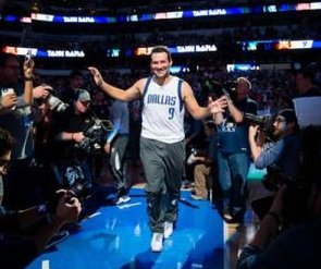 Denver Nuggets beat former Dallas Cowboys QB Tony Romo and Dallas Mavericks