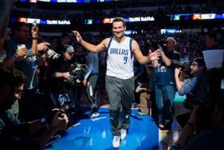 Denver Nuggets beat former Dallas Cowboys QB Tony Romo and Dallas Mavericks