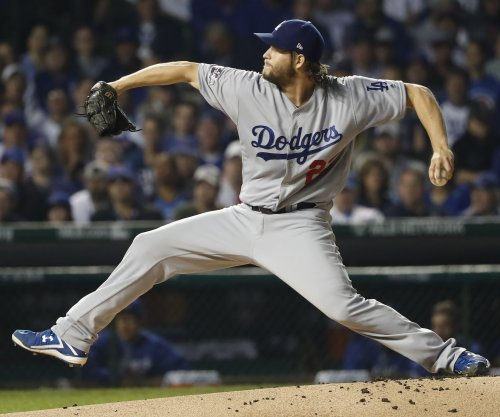 Los Angeles Dodgers' Clayton Kershaw baffles Colorado Rockies again