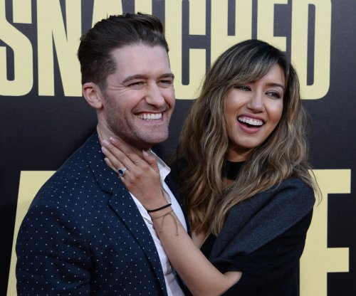 'Glee' alum Matthew Morrison welcomes baby boy