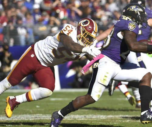 Mason Foster: Washington Redskins linebacker to have shoulder surgery