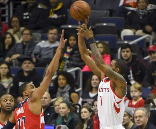 Otto Porter helps Washington Wizards send Houston Rockets to fifth straight loss