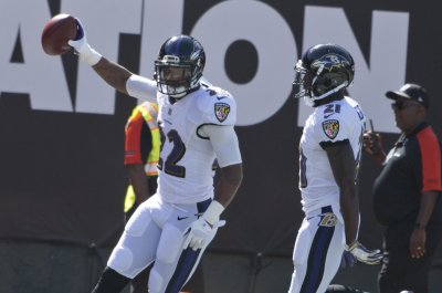 Baltimore Ravens CB Jimmy Smith practices for first time since injury