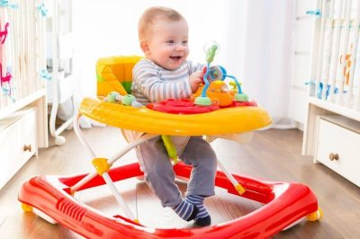 Infant walkers send thousands of children to ER each year
