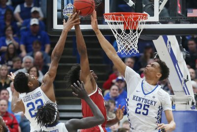 March Madness: Kentucky star P.J. Washington ruled out in first round
