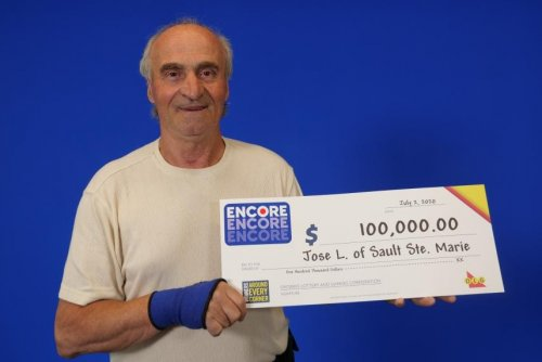 Jacket loaned to friend with $75,000 winning lotto ticket in pocket
