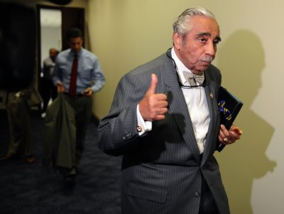 Charlie Rangel portrait unveiled in committee room