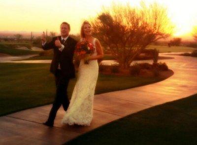 Savannah Guthrie announces pregnancy at wedding