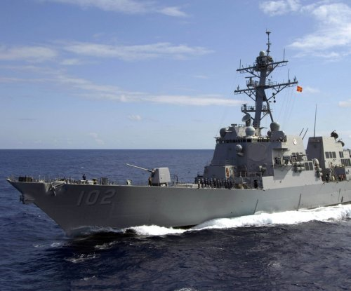 USS Sampson to help in AirAsia search