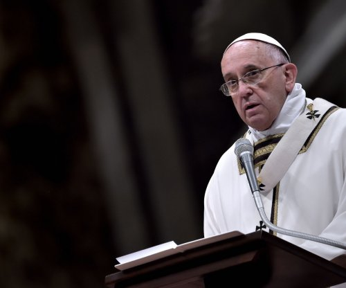 Pope Francis to address U.S. Congress on Sept. 24