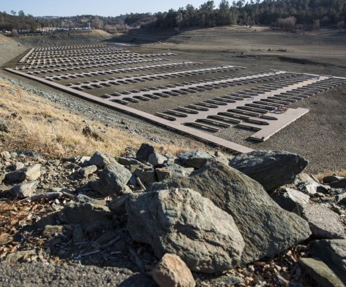 Study predicts future megadroughts for western U.S.