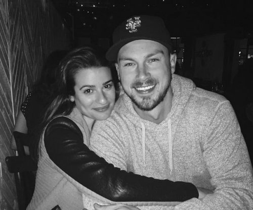Lea Michele celebrates one year with boyfriend Matthew Paetz