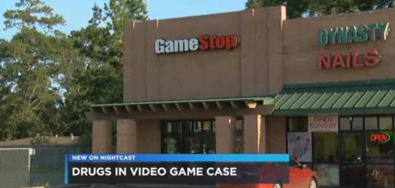 Watch Baggie Of Meth Found Inside Gamestop Video Game Case Upi Com