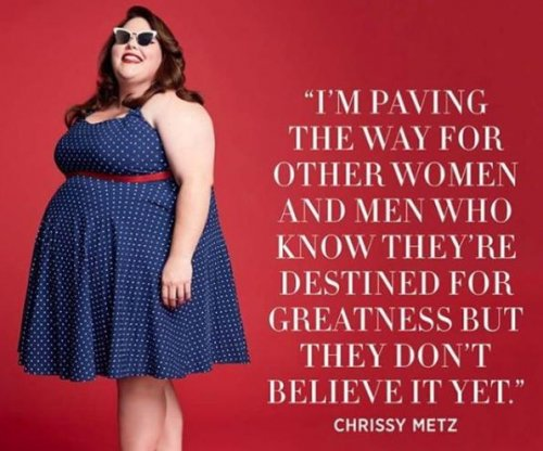 Chrissy Metz on her pin-up shoot for Harper's Bazaar: 'It's validation'