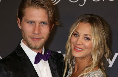 Kaley Cuoco cries, shows off diamond ring in proposal video