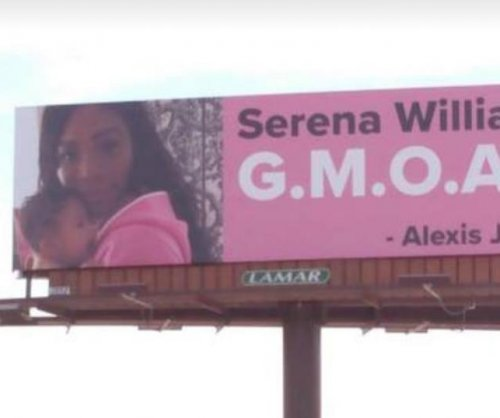 Alexis Ohanian buys billboards for wife Serena Williams