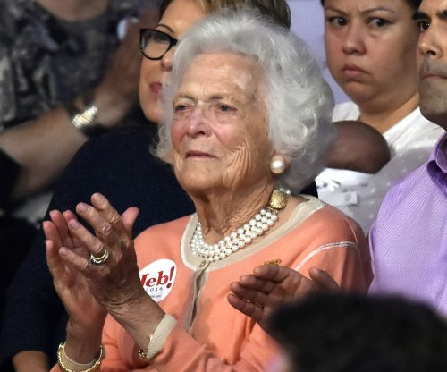 Barbara Bush in 'great spirits' after declining treatment