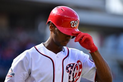 Nationals chasing Braves as series continues