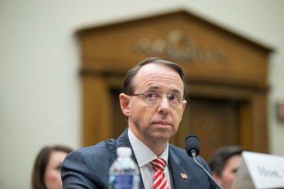 Trump says he will not fire Deputy AG Rod Rosenstein