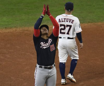 World Series: Juan Soto, Nationals defeat Astros for 1-0 lead